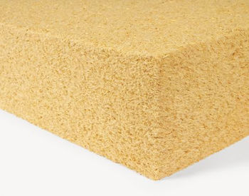 wood fibre insulating boards